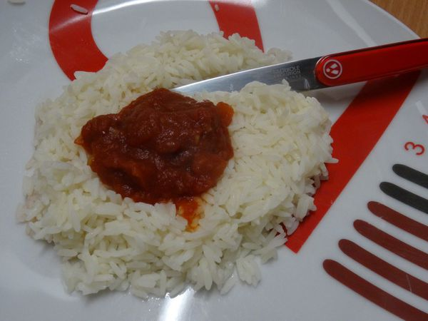 RIZ ALL ´ARRABIATA