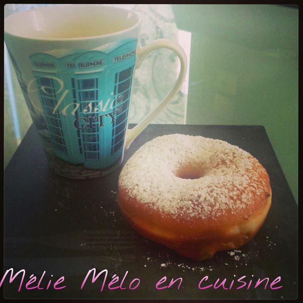 mes donuts ( avec ou sans thermomix )