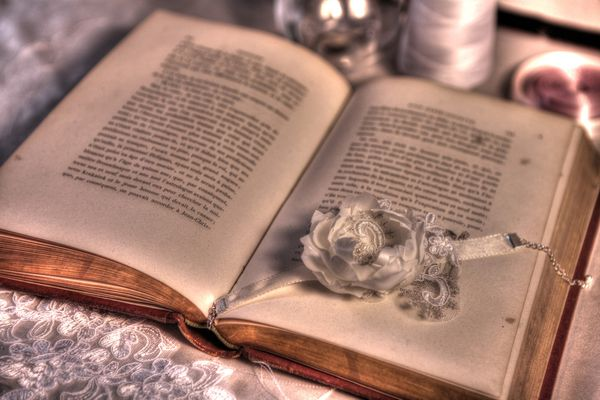 Les bijoux de votre mariage...