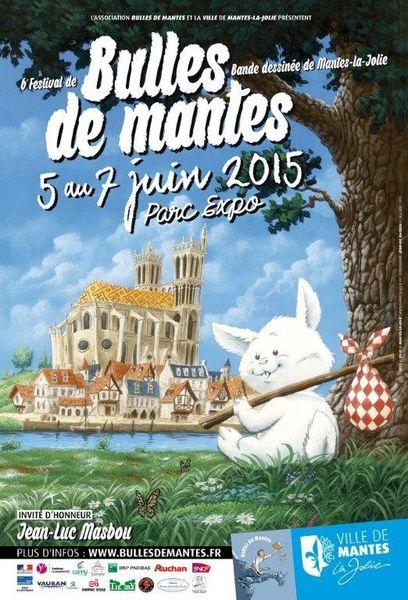 FESTIVAL BULLES DE MANTES 2015 J - 16