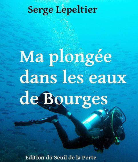 &quot&#x3B;Ma plongée dans les eaux de Bourges&quot&#x3B;, le livre des 19 ans de mandat de Serge Lepeltier