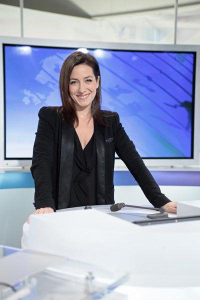 Virna Sacchi, nouveau joker des éditions nationales de France 3