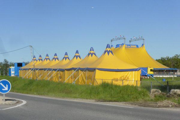 Un cirque...