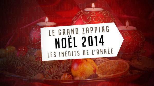 [VIDEO] Le Grand Zapping ERTV de Noël