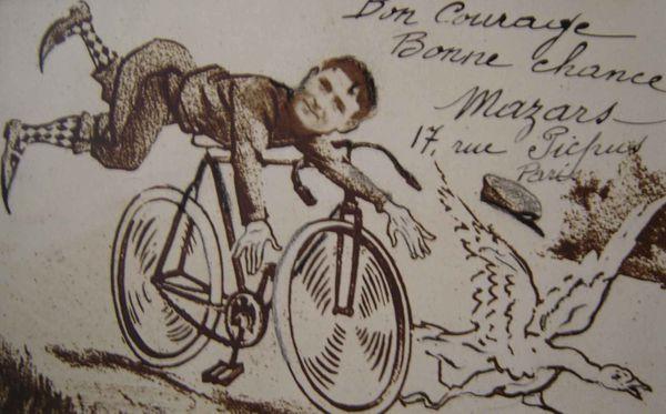J'étais François Faber, champion cycliste et légionnaire… (Vol.7)