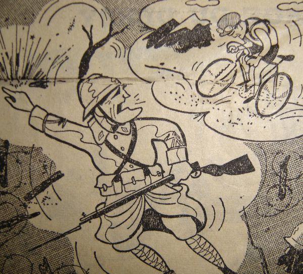 J'étais François Faber, champion cycliste et légionnaire… (Vol.10)