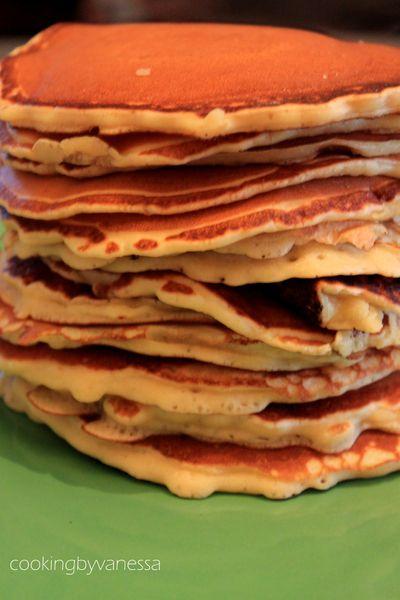 Pancakes nature