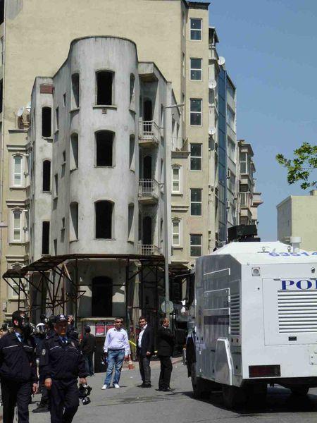 1er mai Istanbul