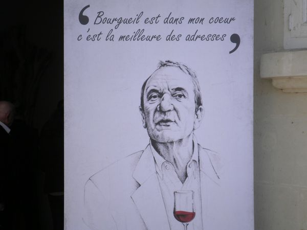A Bourgueil, 2014 sera l'Année Jean-Carmet ...