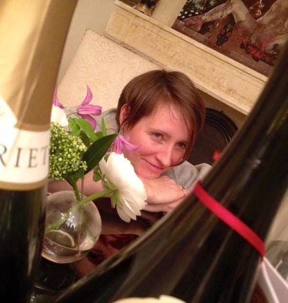 Birte Jantzen, folle depuis cinq ans, se souvient d'une dégustation à Tertre Rotebœuf  ...