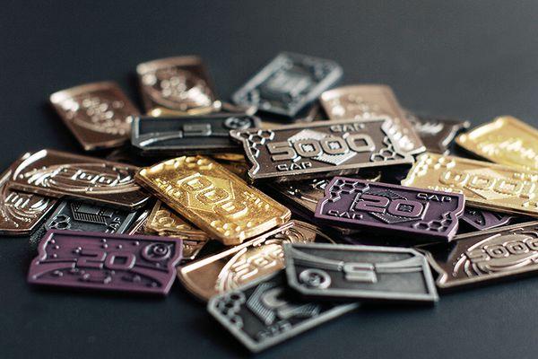 Les pièces du futur à ta table