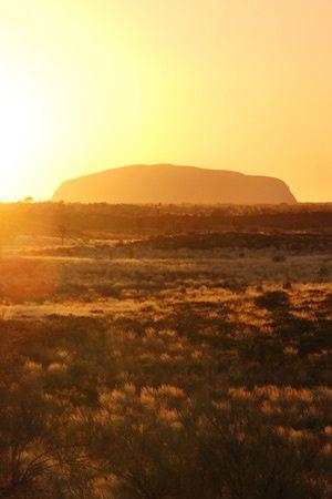 Uluru, Ayers Rock, Parc d'Australie