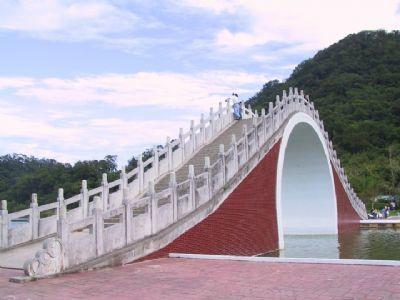 Le Pont de la Lune, The Brigde Moon, Tapei, Taïwan