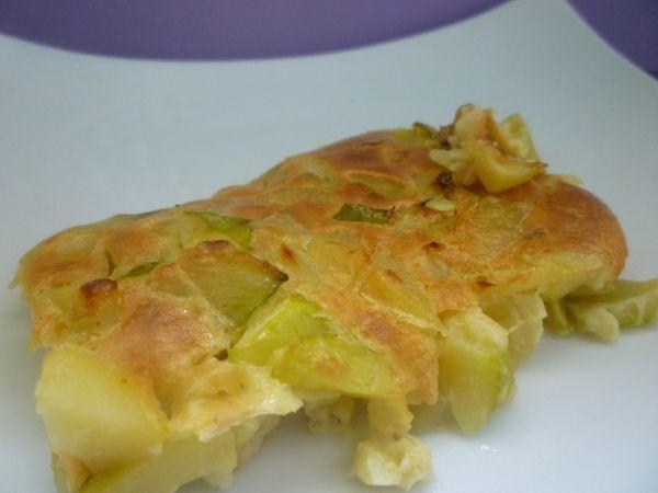 Clafoutis de Légumes au Mascarpone