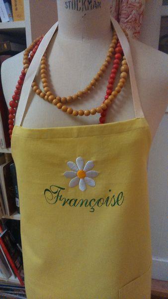 Un tablier pour Françoise