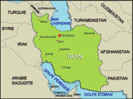 L'Iran veut &quot&#x3B;son canal de Suez&quot&#x3B; reliant la mer Caspienne au golfe Persique