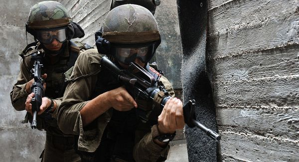 Forces spéciales en action dans le nord de la Syrie