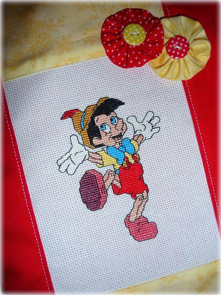 Sac &quot&#x3B;Pinocchio&quot&#x3B;