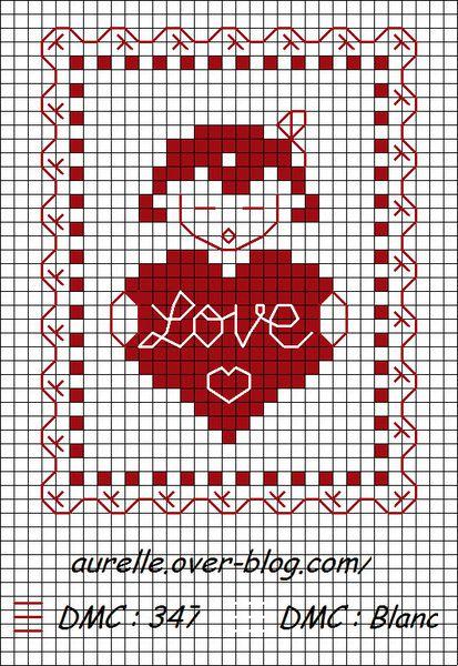 Mini grille gratuite &quot&#x3B;Love&quot&#x3B;