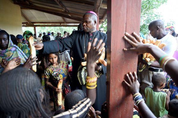 L'archevêque de Bangui appelle les « forces vives » du pays à s'unir pour sauver les Centrafricains