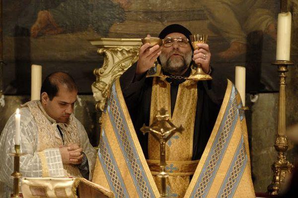 &quot&#x3B;Ils approchent… Priez pour nous !&quot&#x3B; : le père Jacques Mourad enlevé par les islamistes