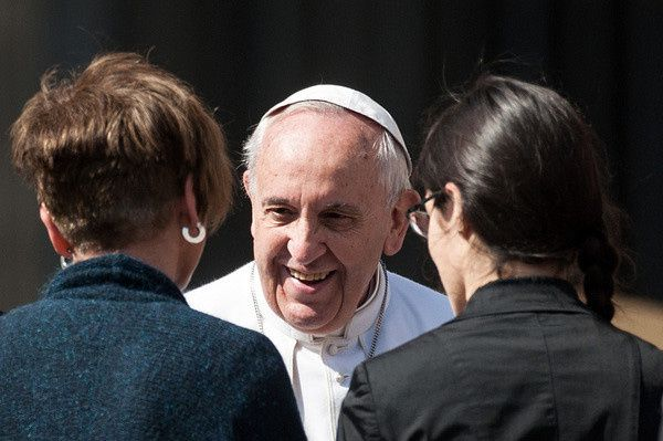 8 mars : journée internationale de la femme - Les cinq phrases marquantes du pape François sur les femmes