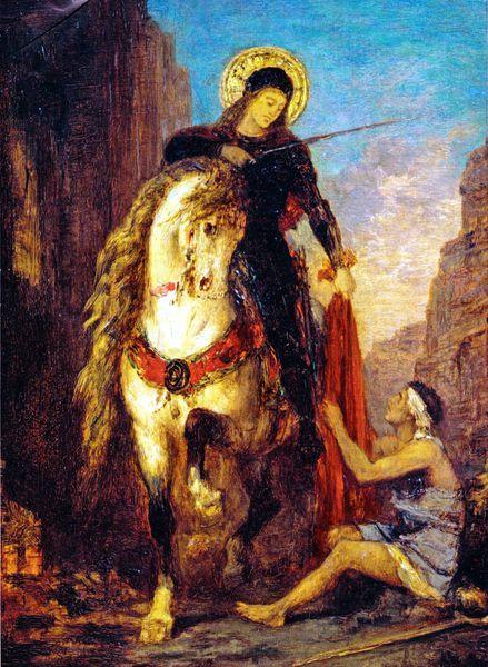 Christophe Raimbault à propos de Saint Martin de Tours : « L'important, c'est le partage, pas le manteau »