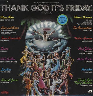 Le Film du jour n°172 : Dieu merci, c'est vendredi !