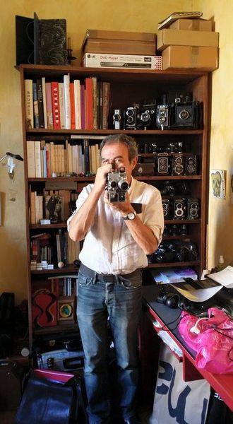 Serge Fauchier, dernier directeur de l'école des beaux-arts de Perpignan, libéré de son devoir de réserve! interview par Nicolas Caudeville