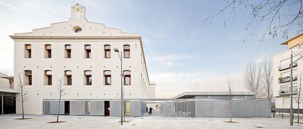 L'espai culturel Marfà en Girona
