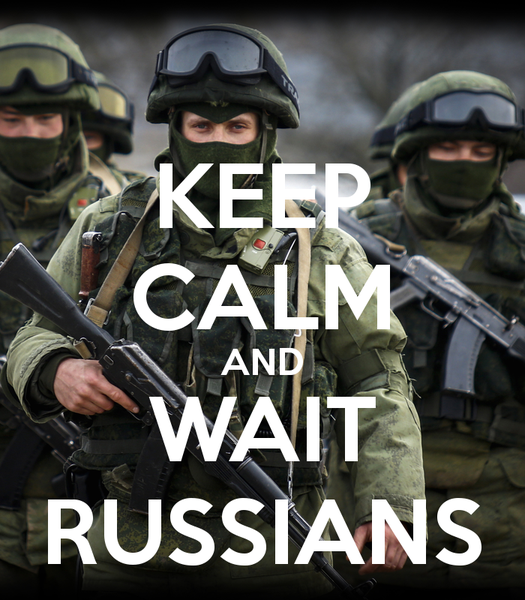Chronique moscovite (épisode 30) : Keep calm and wait Russians‏! par Félix Edmundovitch Dzerjinski