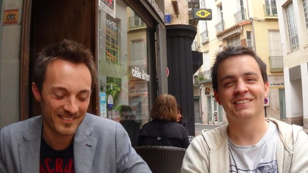 Humans of Perpignan: on refait le portrait de la foule sentimentale! interview Jim Lefeuvre et Nicolas Fabre par Nicolas Caudeville