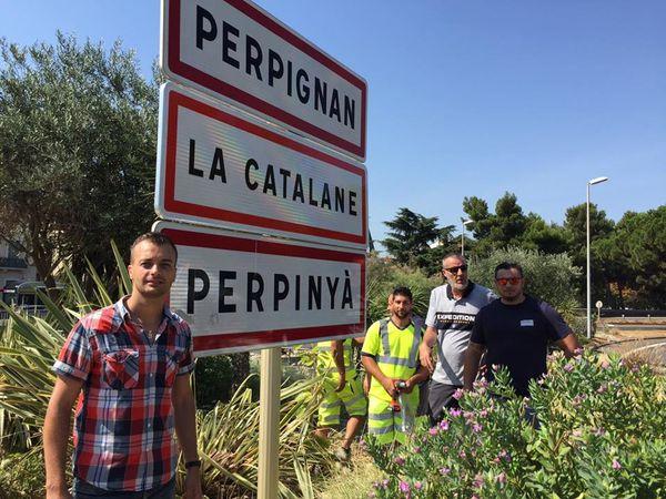 Magrite peinture: ceci n'est pas un catalaniste!