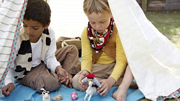 Pourquoi le jeu devrait-il faire partie de la vie de tous les enfants?
