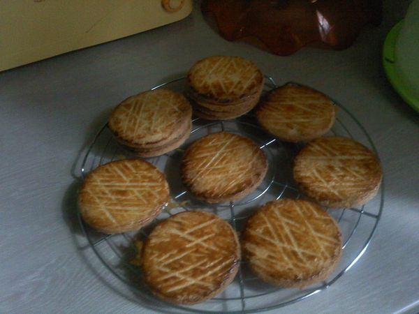 Mes galettes !!!!