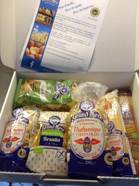 Pâtes d'Alsace Grand'Mère