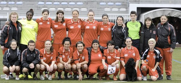 42è TOURNOI INTERNATIONAL DE FOOTBALL FEMININ  Organisé par le Club l'Etoile de Menton