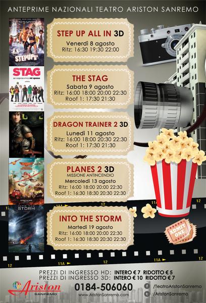 ARISTON SANREMO FILM FESTIVAL 2014