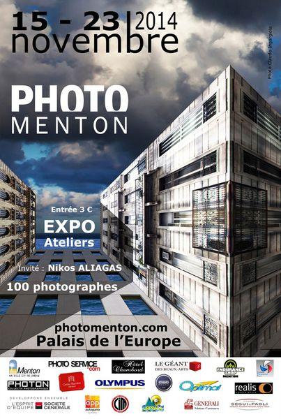 PHOTOMENTON 2014 Exposition / Ateliers / conférences / marathon photo   Palais de l'Europe – Du 15 au 23 novembre