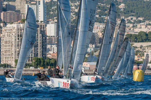 Monaco Sportsboat Winter Series – Beluga Cup