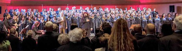 SOLD OUT DELL'ITALIAN GOSPEL CHOIR NEL PRINCIPATO DI MONACO