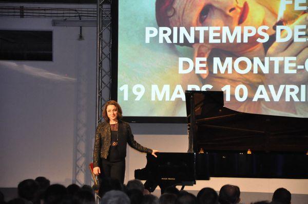 FESTIVALPRINTEMPS DES ARTS DE MONTE-CARLO