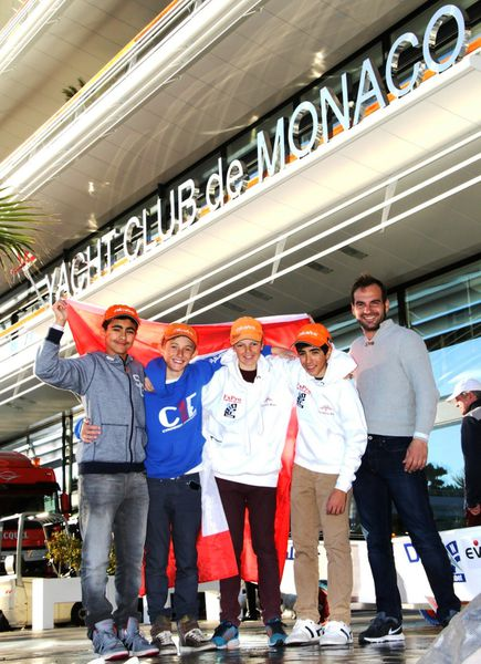 7e Monaco Optimist Team Race (14 au 17 janvier 2016)