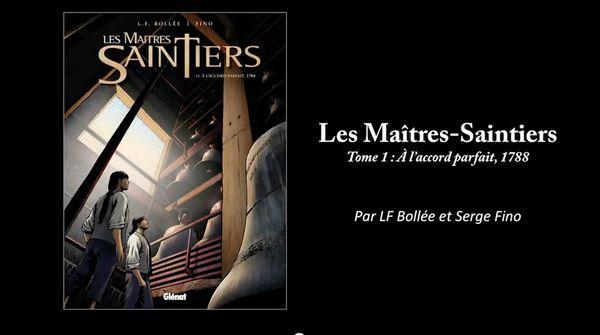 Les Maîtres Saintiers J-13...
