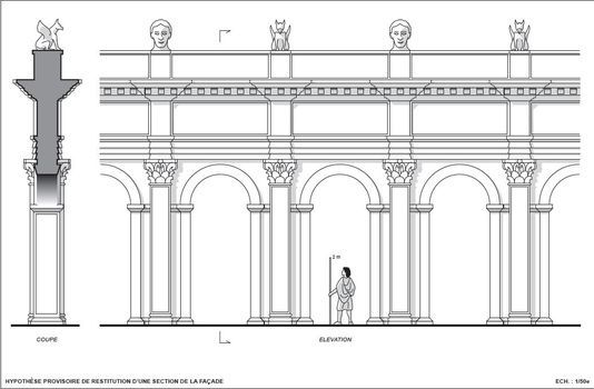 Découverte acheologique exceptionnelle : un sanctuaire monumental gallo-romain à Pont-Sainte-Maxence (Oise)