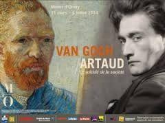 • Van Gogh/Artaud : piège à touristes !