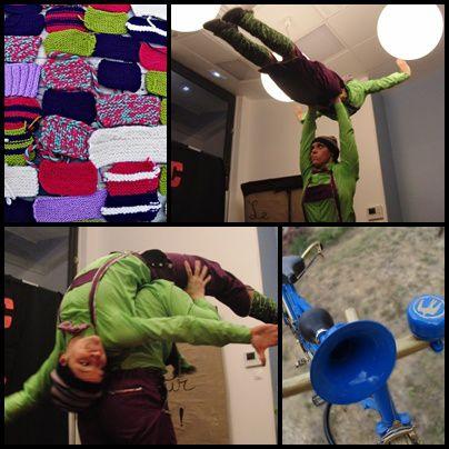 MIC MAC lutins acrobates (déambulation)