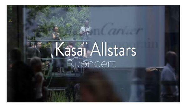 Kasaï Allstars - Les Soirées Nomades - juillet 2015