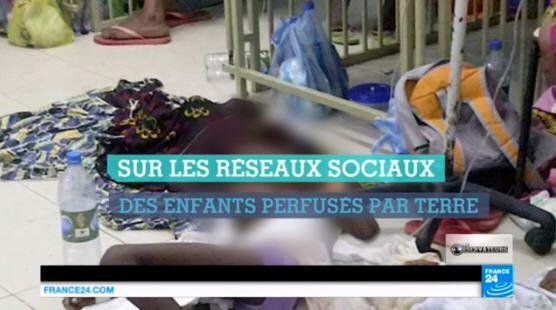Intox de la presse officielle angolaise