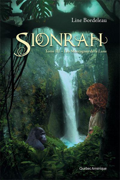 Sionrah, par Line Bordeleau